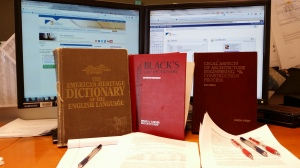Tools used to look up Weasel Words