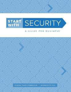 Start with Security: A Guide for Business